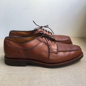Allen Edmonds US 7 Brown Leather Oxford Shoes